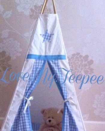 TOY TEEPEE 350x435 - Toy Teepee Set