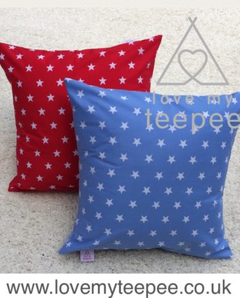 FullSizeRender 16 350x435 - Large Stars Cushion - Colour Options