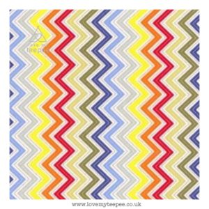 multi zig zag scatter cushion cover