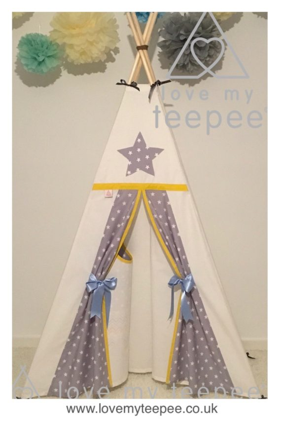 IMG 1935 1 570x855 - To The Moon Rocket Teepee Set Childrens Personalised From