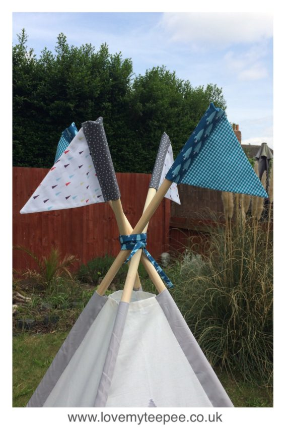IMG 1951 570x855 - Outer Space & Rockets Teepee Set Childrens Personalised From