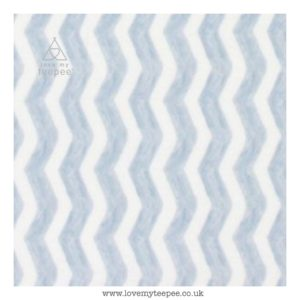 grey & white water chevrons cushion cover