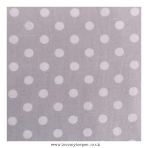 grey spot floor mat