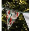 kids knight fabric bunting