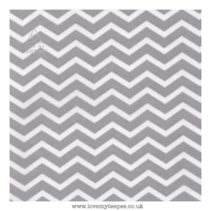grey zig zag cushion cover
