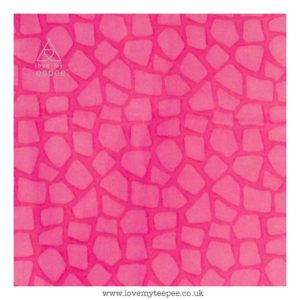 pink giraffe print cushion cover