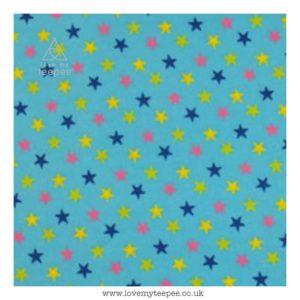 multi star cushion cover