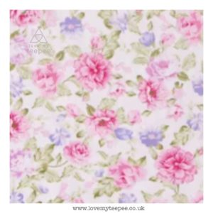 rose floral cushion cover