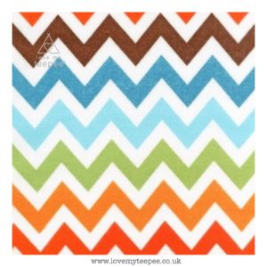 bermuda zig zag cushion cover