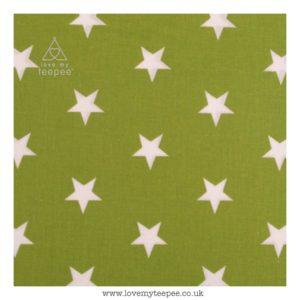 army green star floor mat